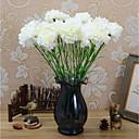 tanie Sztuczny kwiat-Sztuczne Kwiaty 5 Gałąź Rustykalny Piwonie Bukiety na stół