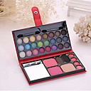 cheap Eyeshadows-1Make Up Box 24 Eye Shadow 2 Blush 2 Eyebrow Powder 1 Powder 4 Lipstick Cosmetic