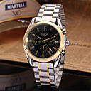 cheap Dress Watches-Jaragar Men's Wrist Watch Casual Watch / Cool Stainless Steel Band Casual / Fashion Black / Automatic self-winding