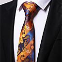 tanie Akcesoria dla mężczyzn-Męskie Praca Krawat Prążki