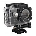 """billige Actionkamera til sport-CDF60 1280 x 720 1920 x 1080 15fps 30fps 120fps 60fps 4X 2"""" 64GB H.264 Engelsk Fransk Tysk Spansk Russisk Japansk Forenklet kinesisk"""