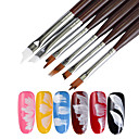 cheap Nail Brushes-1pc nail art Drafting Tools &  Accessories / Brushes / Accessories Professional / Accessories / Classic Accessory / Tools & Accessories / Painting Pen / Drawing Tools