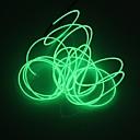 رخيصةأون اكسسوارات النبيذ-BRELONG® 5m أضواء سلسلة 0 المصابيح أبيض / أحمر / أزرق <5 V 1PC