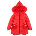 preiswerte Kleidersets für Mädchen-Kinder Mädchen Klassisch & Zeitlos Muster Druck Baumwolle Daunen & Baumwoll gefüttert