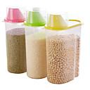preiswerte Küchengeräte-Küchenorganisation Essenslager Plastik Leichte Bedienung 1pc