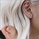 preiswerte Modische Ohrringe-Damen Ohrstecker - Personalisiert, Modisch, Euramerican Gold / Silbern Für Alltag / Normal