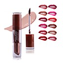 cheap Lip Stain-Makeup Tools Liquid Lip Gloss 1 pcs Matte / Shimmer Waterproof Makeup Cosmetic Daily Grooming Supplies