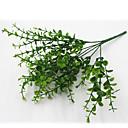 זול פרח מלאכותי-פרחים מלאכותיים 4 ענף סגנון מינימליסטי / פסטורלי סגנון צמחים פרחים לשולחן