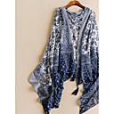 זול בגדי ריצה-מלבן כותנה דפוס בגדי ריקוד נשים