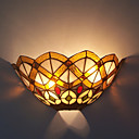 cheap Wall Sconces-Rustic / Lodge Wall Lamps & Sconces Glass Wall Light 220V 40W
