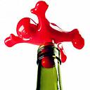 preiswerte Weinstopper-Weinstopper Kunststoff, Wein Zubehör Gute Qualität KreativforBarware 8*6.5*7.6 0.046