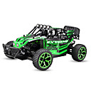 tanie RC Cars-RC samochodów 333-GS02B 2,4G Samochód Terenowy / Wspinaczka samochodów / Samochód terenowy 1:18 Silnik bezszczotkowy 20 km/h KM / H Pilot zdalnego sterowania / Można ładować / Elektryczny