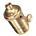 baratos Bases & Conectores para Lâmpadas-E27 Conector de Lâmpada