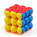 preiswerte Rubiks Würfel-Zauberwürfel Wellness Ballwürfel 3*3*3 Glatte Geschwindigkeits-Würfel Magische Würfel Puzzle-Würfel Wettbewerb Bildung Geschenk Mädchen