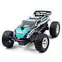 cheap RC Cars-RC Car K24-1 2.4G Buggy (Off-road) / Truggy / Monster Truck Bigfoot 1:24 Brush Electric 15 km/h KM/H Remote Control / RC / Rechargeable /