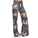 זול בגדי ריצה-צועד - פרחוני, דפוס הדפס מותן נמוך בגדי ריקוד נשים