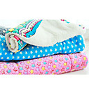 cheap Dog Beds & Blankets-Cat Dog Bed Pet Blankets Geometric Stars Gray Red Blue Pink Rainbow For Pets