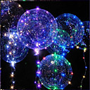 Χαμηλού Κόστους Επιτραπέζια Φωτιστικά-Φωτισμός LED Μπαλόνια LED Παιχνίδια Διακοπών Γενέθλια Λάμπει στο σκοτάδι Νεό Σχέδιο Παιδικά Ενηλίκων 1pcs Κομμάτια