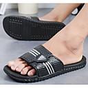 זול נעלי בית וכפכפים לגברים-בגדי ריקוד גברים EVA אביב / קיץ נוחות כפכפים & כפכפים אפור / אדום