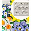 hesapli Kek Kalıpları-Bakeware araçları Silikon Kauçuk / Silika Jel Yapışmaz / Pişirme Aracı / 3D Kurabiye / Çikolota / Pişirme Kaplar İçin Pasta Kalıpları 1pc
