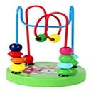 baratos Brinquedos Ábaco-Cartões Educativos Brinquedo Educativo Crianças de madeira Escola / Graduação Forma Redonda Chique & Moderno Peças Crianças Dom