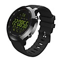 cheap Smartwatch Accessories-Smartwatch EX18 for iOS / Android Calories Burned / Water Resistant / Water Proof / Pedometers / Information / Message Control Stopwatch / Pedometer / Call Reminder / Remote Control / Fitness Tracker