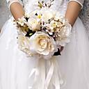 olcso Esküvői virágok-Esküvői virágok Csokrok Esküvő / Parti / Estélyi Egyéb Anyag / Poliészter Kb. 30 cm