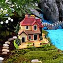 olcso Dekoratív tárgyak-1db polyresin / Gyanta Rajzfilmfigura mert Lakásdekoráció, Egyszemélyes Ajándékok