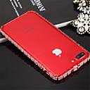 זול מגנים לטלפון & מגני מסך-מגן עבור iPhone 7 Apple iPhone 7 עמיד בזעזועים באמפר צבע אחיד קשיח מתכת ל iPhone 8 iPhone 7