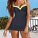 cheap Wallpaper-Women's Strap Bikini - Solid Colored
