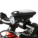 billige Sekker og ryggsekker-LED Lommelygter / Frontlys til sykkel LED Sykkellykter Sykling Solkraft, Med USB Charger Outlet USB 1100 lm Usb Hvit Sykling
