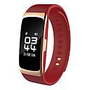 baratos Smartwatches-Pulseira inteligente S68 para iOS / Android Monitor de Batimento Cardíaco / Medição de Pressão Sanguínea / Calorias Queimadas / Suspensão Longa / Tela de toque Pulso Rastreador / Podômetro / Aviso de