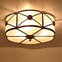 hesapli Gömme Montaj-JLYLITE 3-Işık Sıva Altı Monteli Ortam Işığı - Mini Tarzı, 110-120V / 220-240V Ampul dahil değil / 30-40㎡ / E26 / E27
