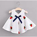זול שמלות לבנות-בנות מכנסיים - אחיד אודם 100 / כותנה / יום יומי\קז'ואל / פעוטות