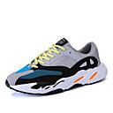 abordables Zapatillas de Hombre-Hombre Tejido Otoño / Invierno Confort Zapatillas de deporte Blanco / Negro / Gris