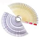 hesapli Tırnak Uygulaması ve Görüntülü-1pc Yapay Nail İpuçları Tırnak Araçları Uyumluluk Çoklu Tasarım tırnak sanatı Manikür pedikür Basit / Klasik Günlük