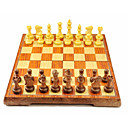 cheap Chess Games-Chess Game Family Magnetic Competition Extra Large Parent-Child Interaction Wooden Girls' Gift 32pcs