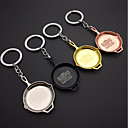cheap Key Chains-Key Chain Weapon Chrome Unisex Gift 1pcs