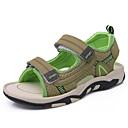 baratos Sapatos de Menino-Para Meninos Sapatos Micofibra Sintética PU Primavera / Verão Conforto Sandálias para Azul Escuro / Cinzento / Verde Tropa
