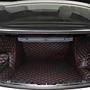 abordables Esterillas de interior para coche-Automotor Trunk Mat Esterillas de interior para coche Para BMW 2017 2016 X1