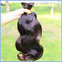 זול שזירה Remy  משיער אנושי-שיער בתולי Body Wave שיער ברזיאלי 400 g יותר משנה אחת יומי
