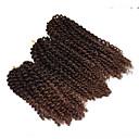 preiswerte Haarzöpfe-Geflochtenes Haar Locken / Mali Twist Twist Braids 3pcs / pack Haar Borten Kurz Neuankömmling