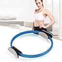 billiga Träning-, jogging- och yogakläder-KYLINSPORT Pilates ring / Fitness Circle Med 40 cm Diameter Magi Träning, Full Body Toning, Power Resistance För Yoga arm, Ben Gym / Hem / Kontor