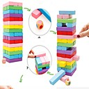 cheap Board Games-Building Blocks / Stacking Game / Stacking Tumbling Tower Classic Theme Balance / Parent-Child Interaction Classic / Classic & Timeless