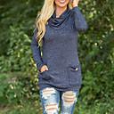 ieftine Cercei la Modă-Pentru femei Guler Pe Gât Tricou Concediu Șic Stradă - Mată