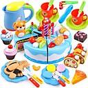 Недорогие Игрушечная еда и всё для кухни-Еда и напитки / Торты / Формы для нарезки печенья и тортов Стресс и тревога помощи / утонченный / Взаимодействие родителей и детей Принцесса Универсальные Детские Подарок