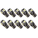 billige Car Signal Lights-10pcs Bil Elpærer 1.6W SMD 5630 8 Blinklys For Universel Alle år