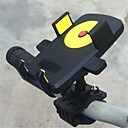 abordables Soportes y Monturas para Coche-Bicicleta Teléfono Móvil sostenedor del soporte de montaje Soporte Ajustable Teléfono Móvil Tipo de hebilla El plastico Titular