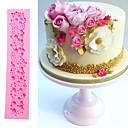 billige Kjøkkenredskap-Bakeware verktøy silica Gel Non-Stick / baking Tool / 3D Til Småkake / Sjokolade / For kjøkkenutstyr Cake Moulds 1pc