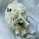 tanie Kwiaty ślubne-Kwiaty ślubne Bukiety Wyjątkowa dekoracja ślubna Inne Ślub Impreza / bal Studniówka Tworzywo 0-10 cm 0-20cm